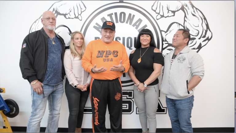 J.M. Manion Interviews The Wings of Strength Team About The Return Of Female Bodybuilding To The 2020 Olympia
