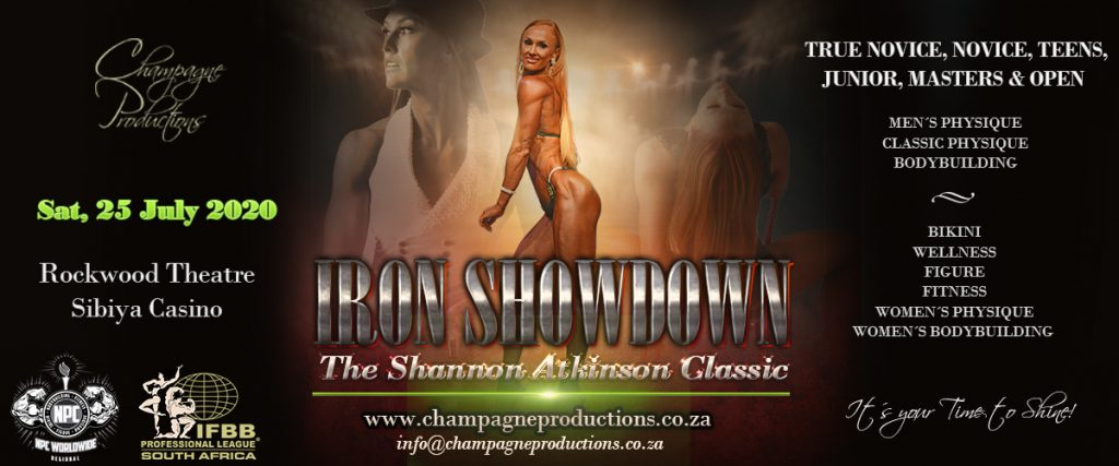 2020 Iron Showdown Shannon Atkinson Classic (R)   IFBB PRO