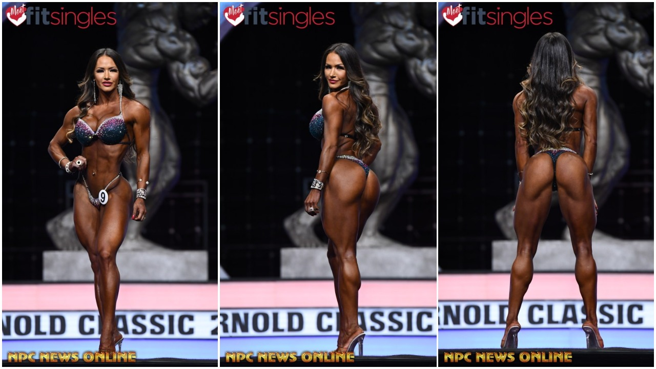 2011 arnold classic amateur womens results