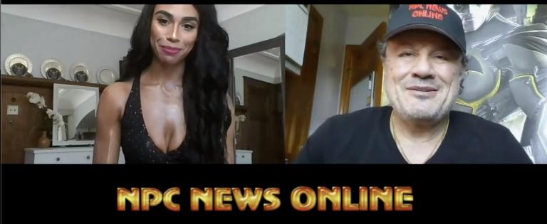 IFBB Pro League Interview Series: NPC Bikini Competitor Hannah Asanah Body Transformation